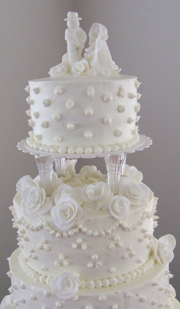 brideandgroomweddingcake